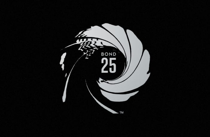 Der 25. Film der 007-Reihe läuft im April 2020 in den Kinos an. Logo: UPI Media