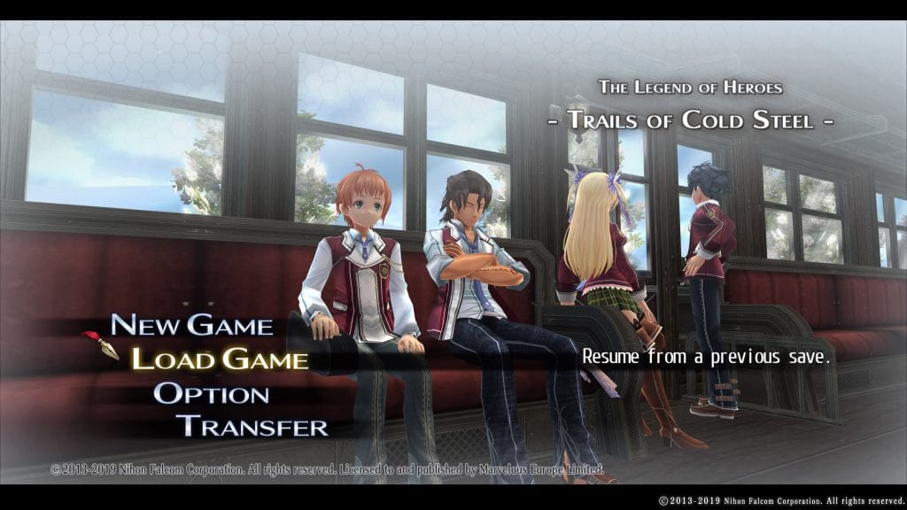 Spiele News The Legend of Heroes  Trails of Cold Steel 20190506205309