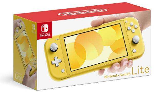 Nintendo Switch Lite (Quelle: Nintendo)