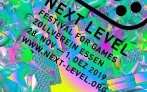 """Next Level"" - Festival for Games @ Zeche Zollverein"