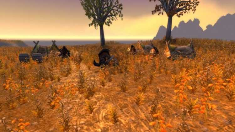 Help a player when the gnolls overrun him? WoW: Classic point of honor. Image copyright: Blizzard