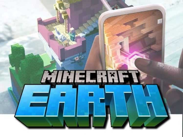 Minecraft Earth: Augmented-Reality-Titel im Early Access spielbar