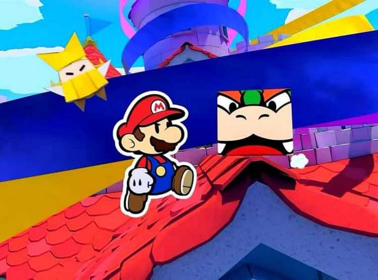 It's a me, Mario! Paper Mario: The Origami King für Nintendo Switch angekündigt