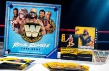 WWE Royal Rumble - The Card Game ist Ravensburgers Art des Fan-Service. Bildrechte: Ravensburger