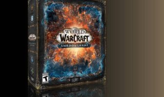 Die Collector's Edition zu World of Warcraft: Shadowlands kommt in einer hübschen Box nach Hause. Bildrechte: Blizzard Entertainment