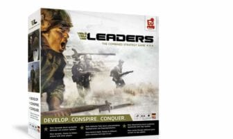 Innovatives Brettspiel im Test: Leaders - a combined Game. Bildrechte: Rudy Games