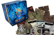Descent: Legends of the Dark erscheint 2021. Bilder: FFG