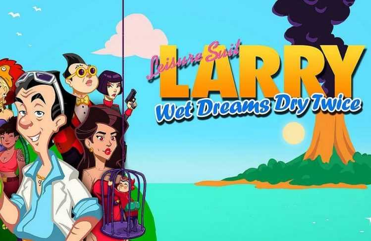 "Test zu Leisure Suit Larry – Wet Dreams Dry Twice: ""Time to break a few more Hearts, I guess!"""