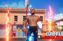Spiele News Laheem Lillard Entrance WWE2KBattlegrounds