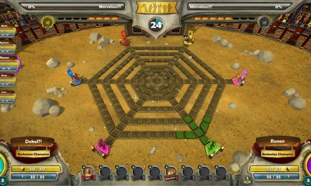 Warriors – Rise to Glory: Gladiatoren-Multplayer bald auf Steam