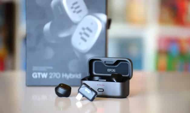 Epos GTW 270 Hybrid im Test: Wireless In-Ear-Kopfhörer fürs Gaming