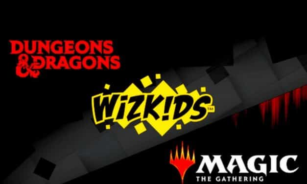 Wizkids kooperiert zu Magic: The Gathering und D&D